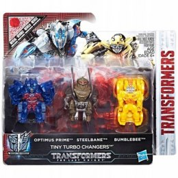 TRANSFORMERS 3-PAK TINY TURBO CHANGERS HASBRO 011